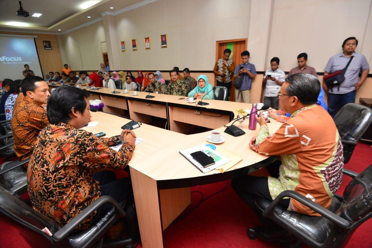 Gubernur Sulsel Instruksikan DPLHD Pemprov Untuk Bersinergi Kabupaten Kota