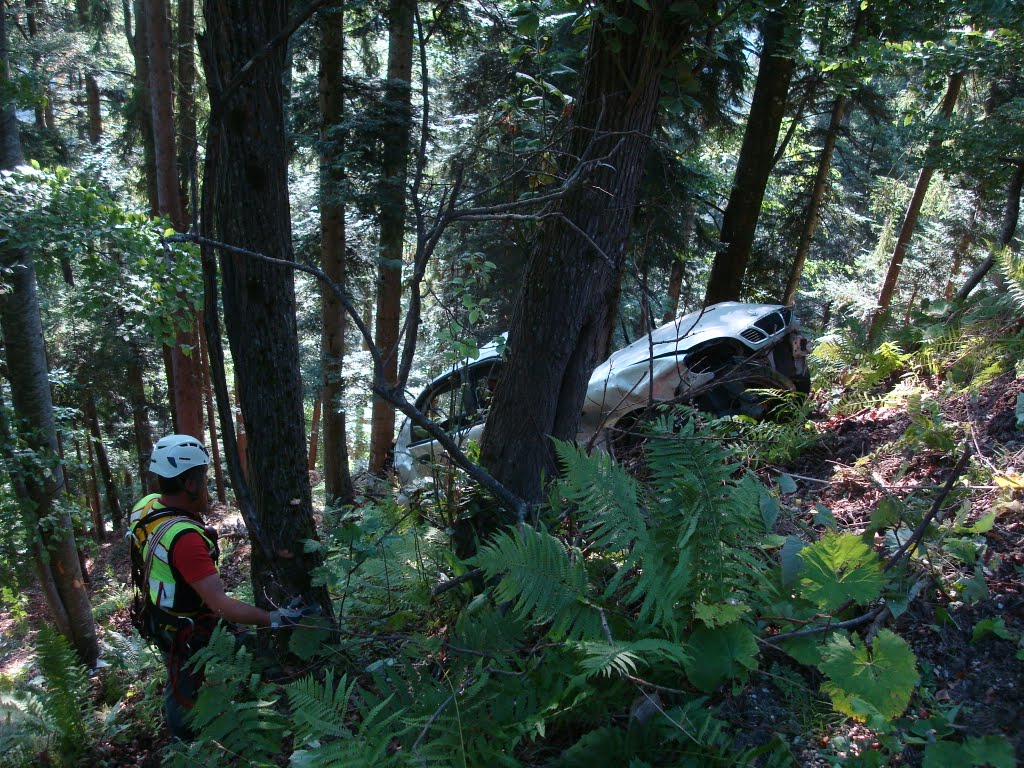 Prometna nesreča Smolnik - DSC08468.JPG