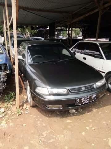 Jual Mobil Bekas Murah Mazda Cronos 98 - BOGOR