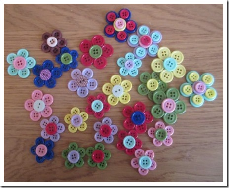 button flower pin brooches 6