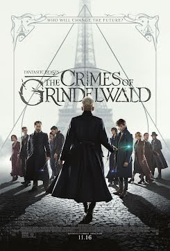 Animales fantásticos: Los crímenes de Grindelwald - Fantastic Beasts: The Crimes of Grindelwald (2018)