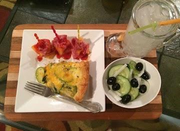 Italian Zucchini Or Yellow Squash Pie Recipe