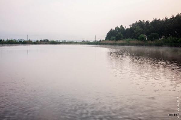 ставок в селі Городище