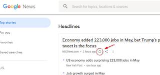 New updated google news - Google News Help