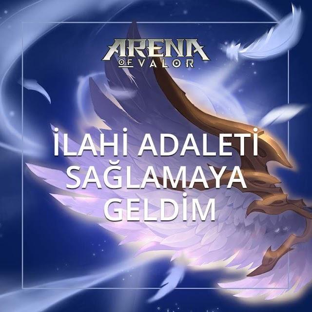 Arena of Valor Yeni Kahraman Lauriel Yakında Duyurulacak