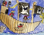 Pirate Ship by Brian