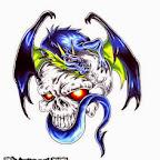 dragon - tattoo designs