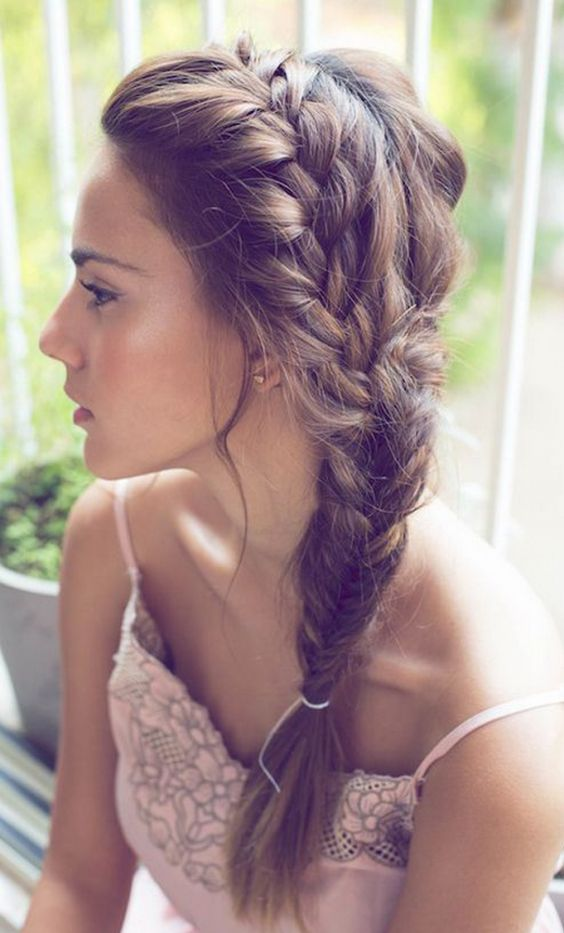 Braid Hairstyles A selection of your hairstyle To suit you 2017 16