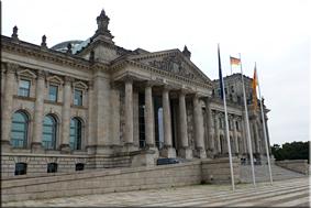 Edificio del Reichstag - Berlín'15