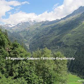 2- Tagestour Gadmen-Tällihütte-Engstlenalp