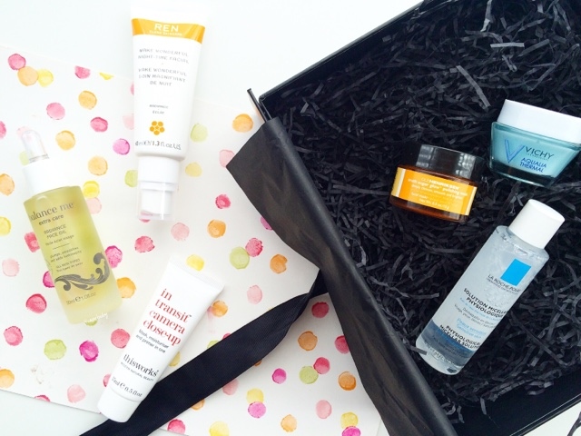 feel unique skincare superstars beauty box review