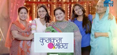 Kumkum bhagya episode 285 Abhi pretend dead seeing Sarla at the
