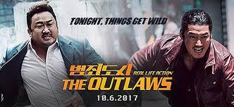 The Outlaws (2017) Hindi (HQ Dubbed) + Korean [Dual Audio] 720p