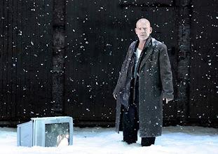Photo: Wien/ Akademietheater: JOHN GABRIEL BORKMAN von Henrik Ibsen. Inszenierung: Simon Stone, Premiere am 28.5.2015. Martin Wuttke. Copyright: Barbara Zeininger