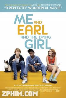 Tôi, Earl Và Cô Bạn Hấp Hối - Me and Earl and the Dying Girl (2015) Poster