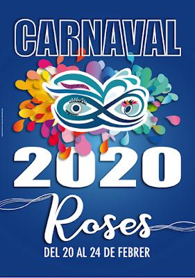 PROGRAMACIÓ CARNAVAL ROSES 2020