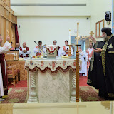 His Holiness Pope Tawadros II visit to St. Mark LA - DSC_0215.JPG