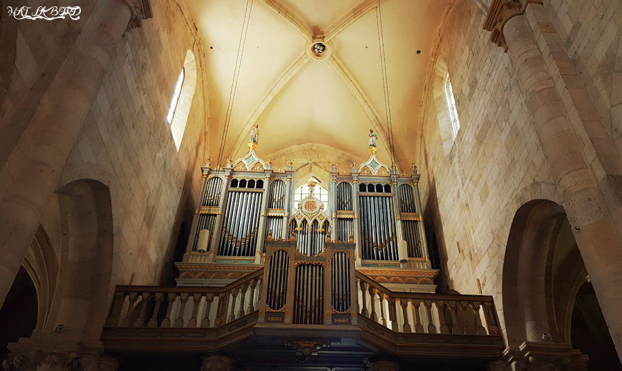 orga catedrala catolica alba iulia