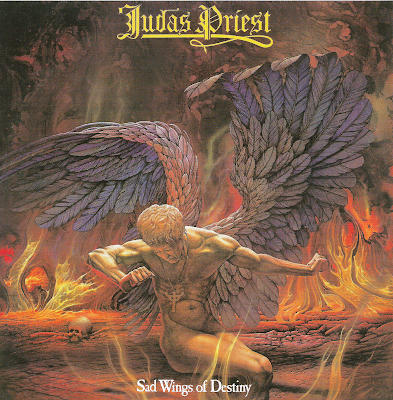Judas Priest ~ 1976 ~ Sad Wings Of Destiny