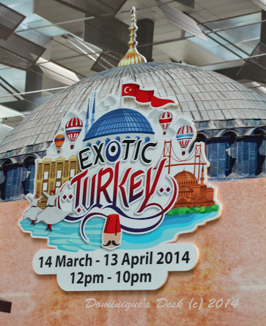 The Exotic Turkey Exhibition