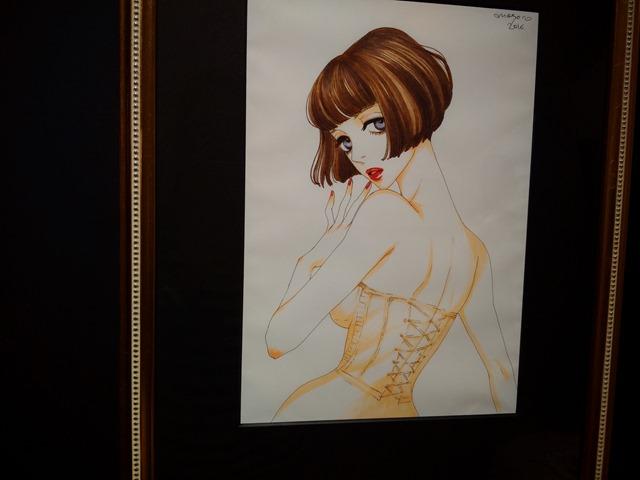 安野モヨコ展