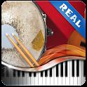 Tocar instrumentos musicales icon