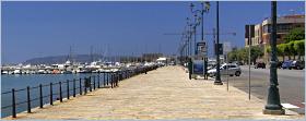 Sizilien - Trapani - Der Hafen auf der Südseite der Altstadt.