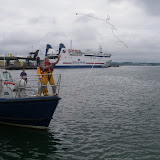 4 September 2011 - ALB crew training with training boat 'Watchful'