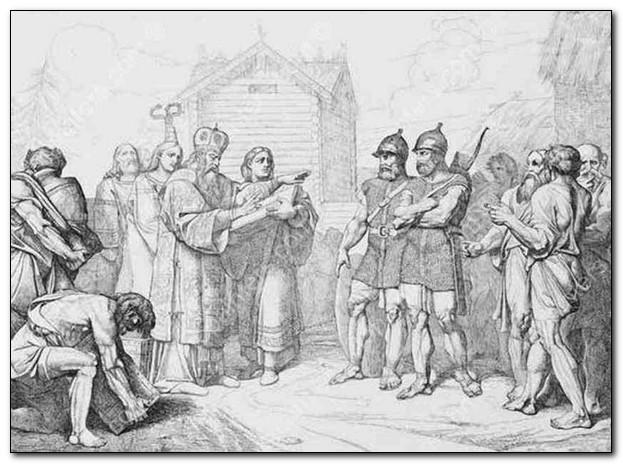 Русь и хрестианы, и их договор