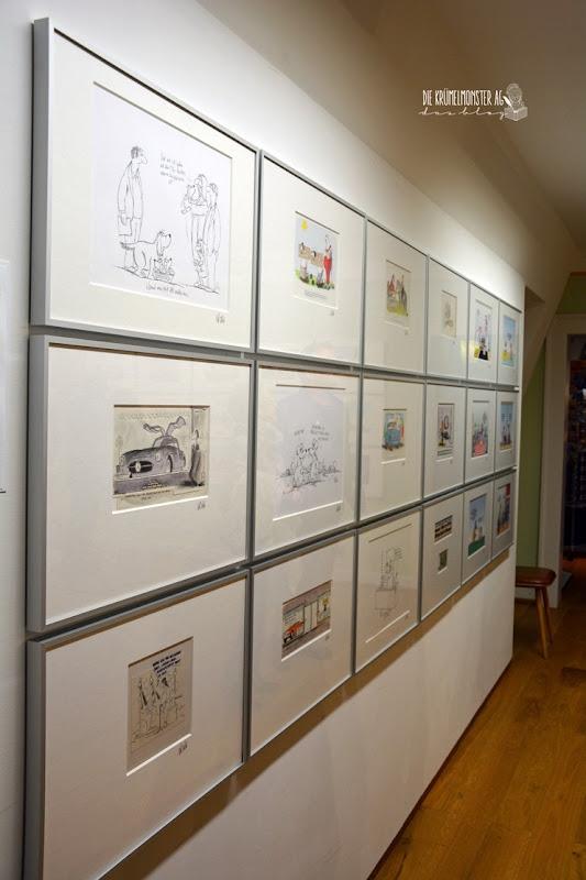Ausstellung (17) Uli Stein in Hähnlein