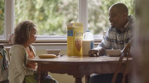 "Cheerios Ad — ""Gracie"" Is Getting A Baby Brother & A Puppy"