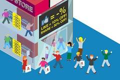 Las compras online, protagonistas de esta campaña de rebajas