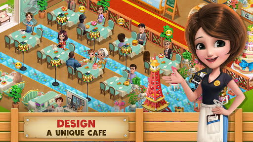 Cooking Country - Design Cafe 1.2.13 screenshots 1