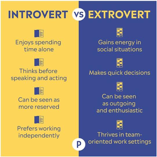 Individu Introvert
