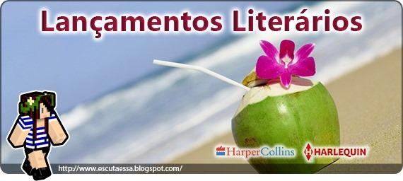 Lançamentos Literários - Harlequin 2016-11