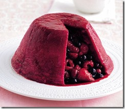 Mary Berry Summer Pudding