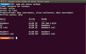 Protege Ubuntu en redes públicas - logo - imagen 1