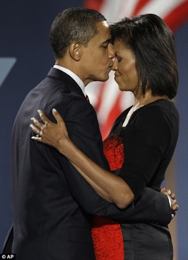 Michelle Obama Dating Tips Image