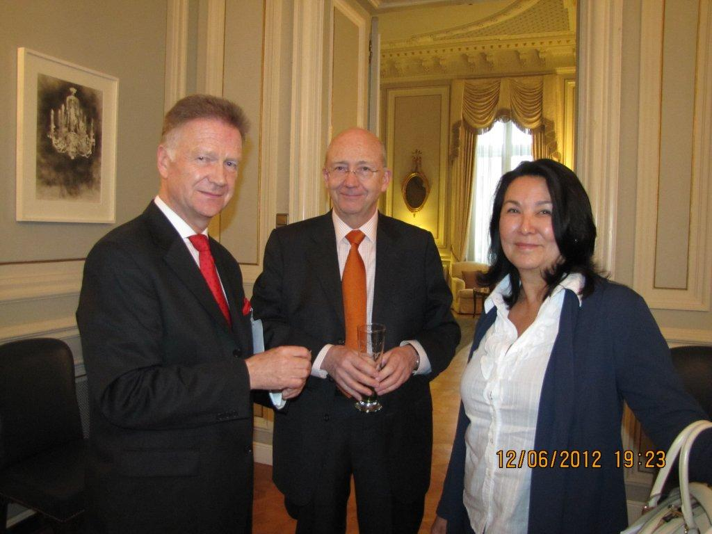 Dr Rainer Polster, Managing Director and Chief Country Officer - AGM%2BJune%2B2012%2B034.jpg