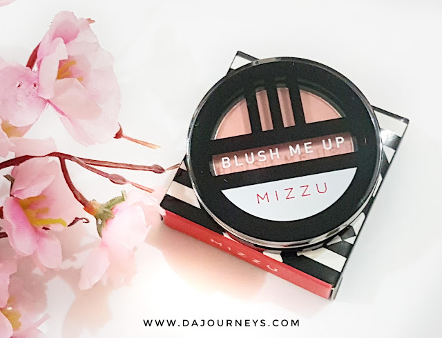 [Review] Blush Me Up #801 Coral Flush by Mizzu Cosmetics