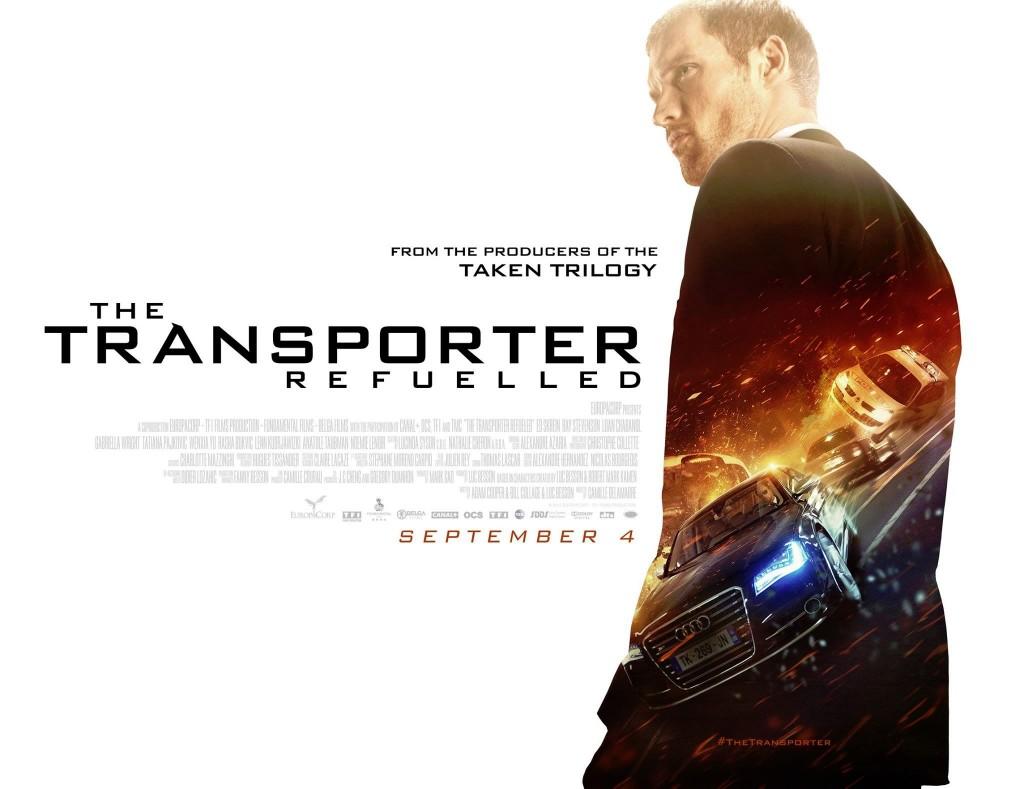 The Transporter Refueled Wallpaper
