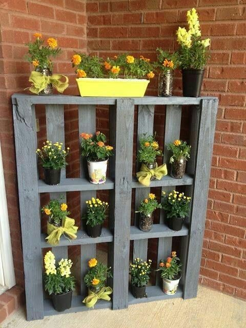 pallet ideas for outdoors