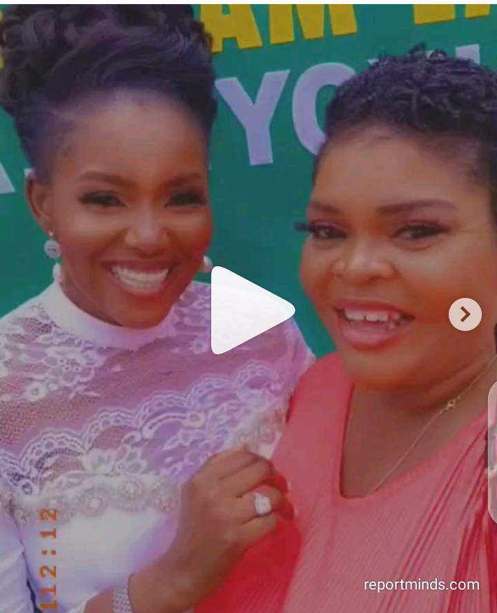 Allwell Ademola, Nkechi Blessing, Adebimpe Oyebade And Others Reacts As Biola Adebayo Get Married To Her Husband
