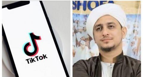 Habib Hayqal Serukan Hapus Aplikasi TikTok: Joget TikTok Maksiat, Malu!!!