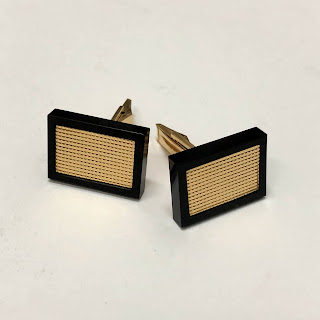 14 Kt. Gold Cuff Links