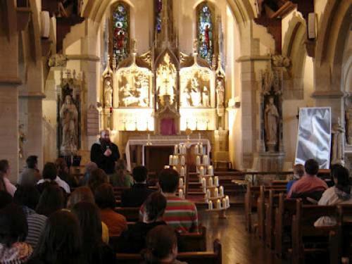 Religion Belief Youth 2000 In Harrogate
