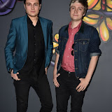 OIC - ENTSIMAGES.COM - The Ruen Brothers at the  Notion Magazine x Swatch - issue 70 launch party  London 9th September 2015 Photo Mobis Photos/OIC 0203 174 1069