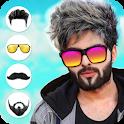 Men Photo Editor - HairStyles,Moustache,Sunglasses icon