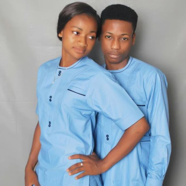 17-Year-Old Girl Weds 18-Year-Old Boy In Abia State (Photos)
