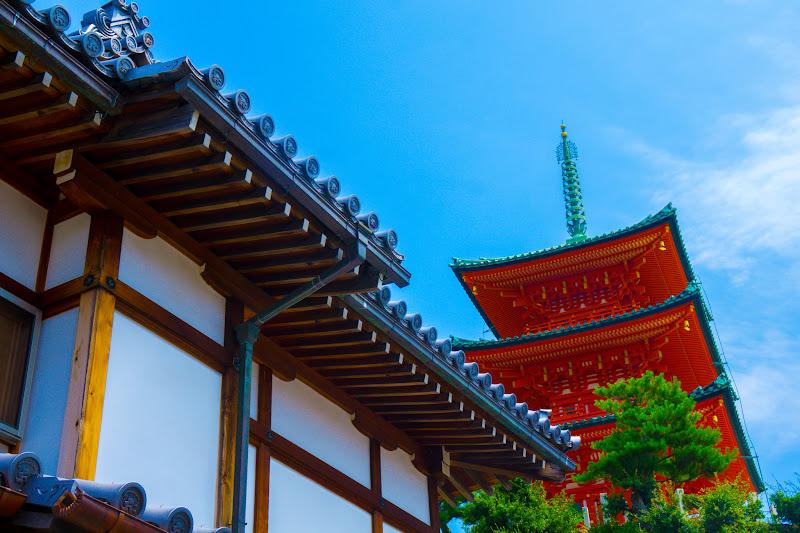 Shodoshima Island, Meiro no machi (Maze Town), Saikoji Temple 1
